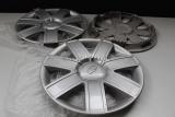gebraucht - 3x Daewoo Laganza 15zoll Radkappen Wheel Caps 15inch 96452327