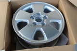 1x Original Opel Astra G 6x15 Alufelge 15 Zoll Alloy Wheel 24437245