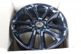 1x Original Opel Corsa D 7x17 ET44 Alufelge 17 Zoll Alloy Wheel 13305177