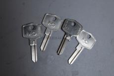 4x Schlüssel Schlüsselrohling für Land Rover Defender Blank Key 17H2475L