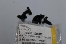 5x Jaguar XJ40 X300 XJ6 Clip Befestigung Verkleidung Casing Mount KTD100003