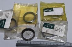 5x Jaguar Daimler 4.2 Auslass Dichtung Ring Exhaust Valve Insert C291241