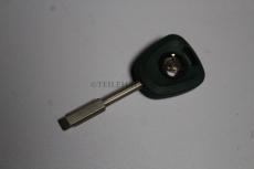 Jaguar XJ6 XJ8 Schlüssel grün Rohling Blank Key green