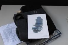 Mercedes Actros 2003 Sitzbezug Beifahrer Passenger Seat Cover B66401312