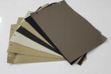 29,5x19,5 cm Leder für Jaguar XK WARM CHARCOAL CARAMEL IVORY für Ledersitz Dach Reparatur Leather Seat Hood Repair
