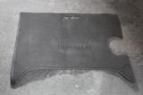 gebraucht - Jaguar XF Teppich Fussraum Grau circa 93x72 cm HINTEN Floor Mat