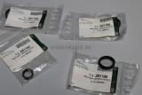 4x Neu Original Jaguar F Type Dichtung Dichtring Seal Ring JDE11368