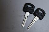 2x Land Rover Range Rover Schlüssel NSP Rohling Blank Key ALR9811
