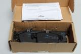 1 Satz Jaguar XK 2010- Bremsbeläge HINTEN Brake Pads C2D3792