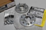 H&R Spurverbreiterung 30mm für Volvo V40 C30 Spurplatten LK 108/5 3035634