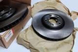 2x Jaguar S Type Bremsscheiben BELÜFTET VORNE 320mm Brake Discs C2C8354