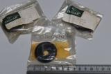 3x Jaguar XJS XJ Series III Dichtung Sensor Grommet Front Wiper C15749