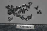 23x Jaguar XJ Series I II E Type Halter Schraube Retainer Screw BAC3243