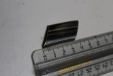 Jaguar XJ40 XJ6 Blende Dachrinne RECHTS upper RH Finisher Clip BCC3684