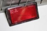 gebraucht - Jaguar XJS Reflektor ROT UNTEN LINKS LH Reflex Lamp DAC6639