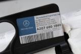 Mercedes 207 E Klasse Cabrio Coupe Gummimatten SET Rubber Mats A2076801848