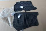 2x Land Rover Discovery 3 Gummi Fussmatten VORNE Rubber Mats EAH500057PMA